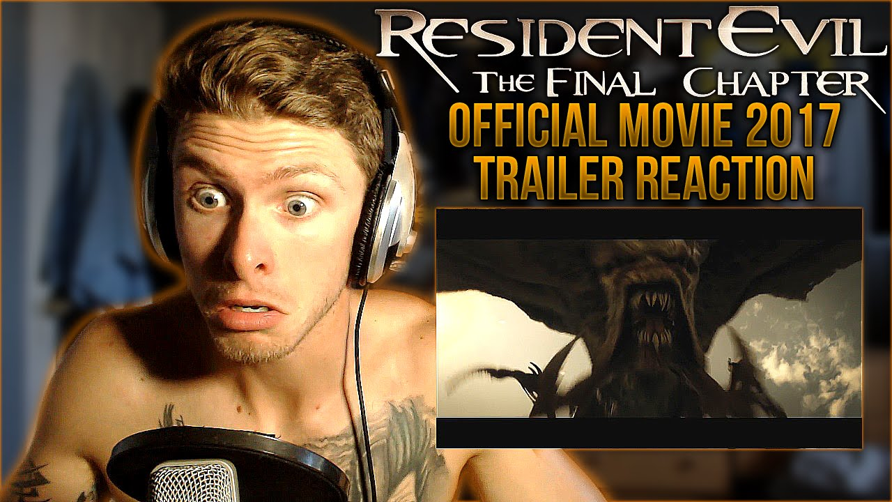 Resident Evil The Final Chapter Official Trailer