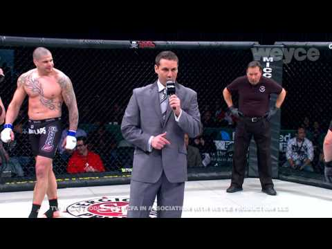 BEST MMA FIGHTS JAMES McSWEENEY VS DION STARING