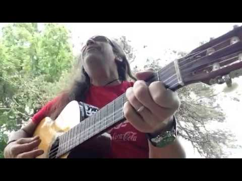 """Canadian Singer Songwriter Ed Roman Plays Acoustic Demo """"Laughing Mad"""""""