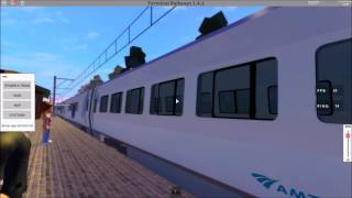 Roblox - Terminal Railways Trainspotting #1
