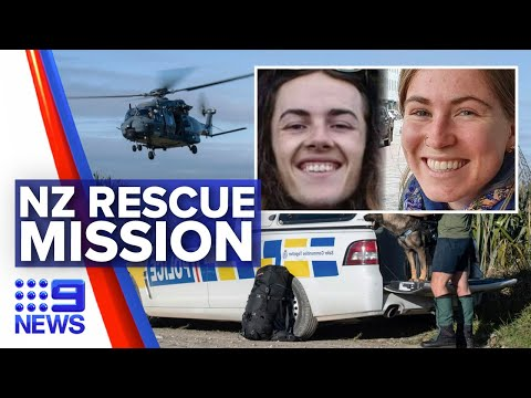 New Zealand couple lost in bush for weeks | Nine News Austra