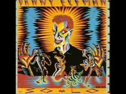 Danny Elfman - So-Lo (Full Album 1984)