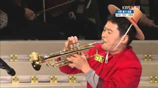 전국노래자랑연말결선2011- 111225-송해 섹스폰연주