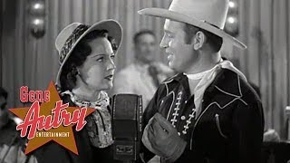 Gene Autry - Mexicali Rose (from Mexicali Rose 1939)