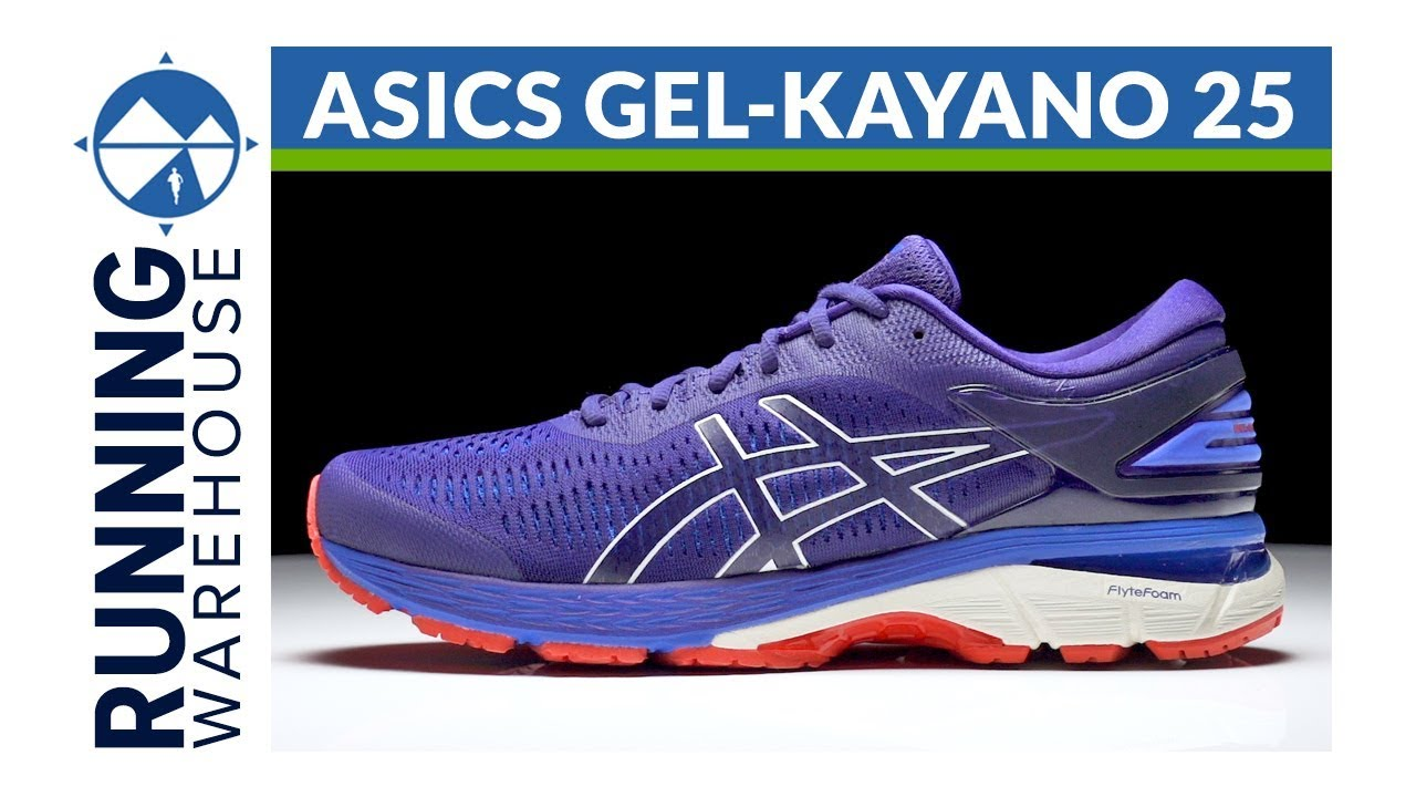 258d4939c86 ASICS Gel Kayano 25. Running Warehouse