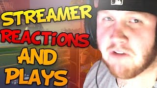 Repeat youtube video Streamers REACTIONS And Plays! - Overwatch WTF Funny Moments! Oasis Car Glitch Dreamhack Highligts!