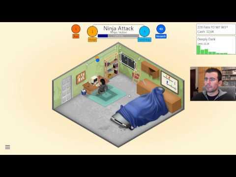 GAME DEV TYCOON (PC): nuestra empresa de videojuegos | Domingos con Slo 47 | Gameplay en Español HD