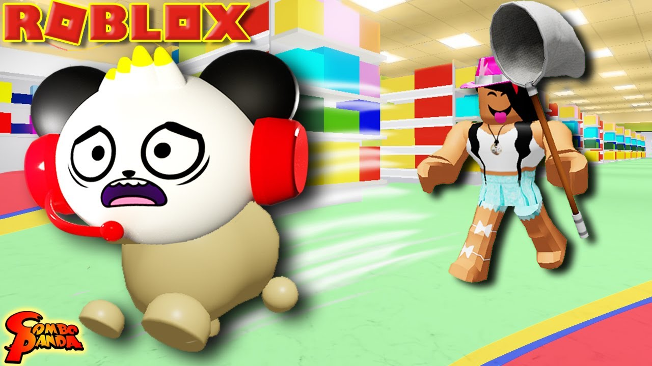Escape ALL PETS in ROBLOX! Let's Play Roblox Pet Escape 2 with Combo Panda