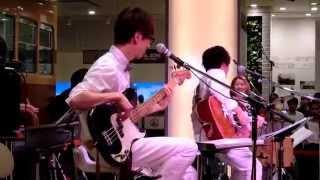 2014年7月12日、くずはモール(http://kuzuha-mall.com/)SANZEN-HIROBA...