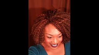 How To: Make A Crochet Wig--The Easy Way
