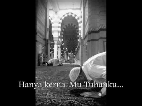 Halim Ahmad - Dalam Sujud Cintaku | Official Lyric Video