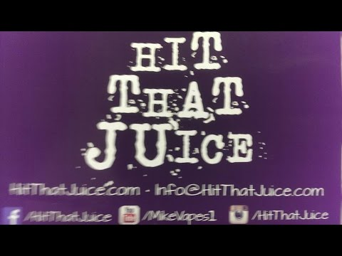 Hit That Juice  Full Line Review:  How did you do that with a banana?