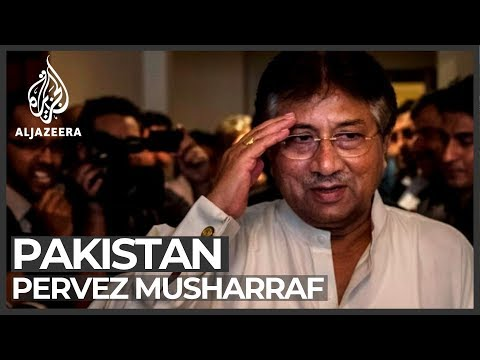 Pakistan's Pervez Musharraf handed death penalty in treason case