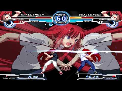 Melty Blood: Actress Again Current Code |