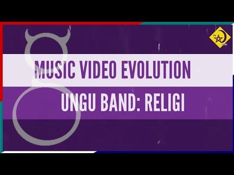 Music Video Evolution | UNGU BAND: Album Religi