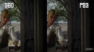 Red Dead Redemption: PS3 vs 360 Comparison