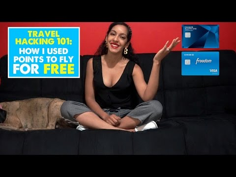 HOW I USED CREDIT CARD POINTS TO TRAVEL FOR FREE | Honeymoon Vlog (Bonus Video)