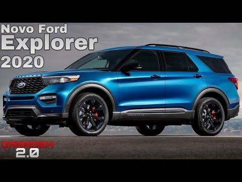 Novo Ford Explorer 2020, O SUV Que Queremos! (Garagem 2.0)