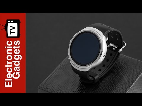 Z10 Android Smart Watch to Make Phone Call