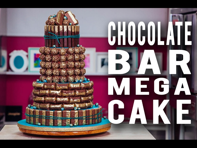 how-to-make-a-chocolate-bar-mega-cake-loaded-inside-out-with-your-fave-chocolate-pieces