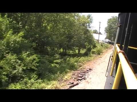 Hocking Valley Scenic Railway (Train Ride), 05-31-2014
