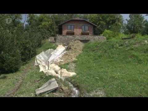 Otkriće u Odžaku: Kopali bunar za vodu i iskopali gejzir
