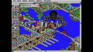 Classic Games 2: SimCity 2000 (New YouTube City Pt.11) Now It happens At The Start!!!