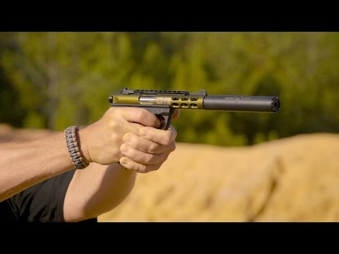 Ruger's .22 LR Silent-SR - Easy To Clean, And Rimfire-ready: Guns & Gear|S8 E7