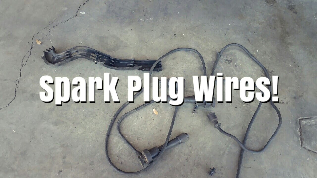 2003 2009 Kia Sorento Spark Plugs Wires Replacement Youtube 2005 Ford 3 0 V6 Plug Wire Diagram
