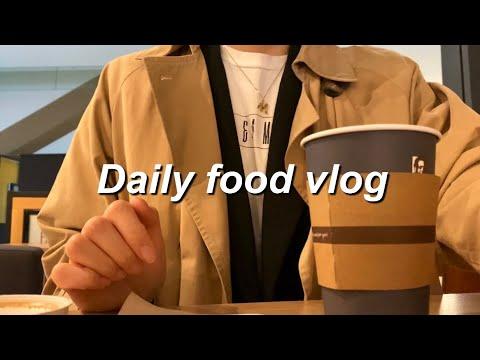 Food vlog |