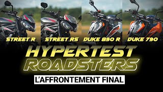 Hypertest Roadsters - Partie 2