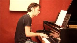 Suede - Saturday Night - Piano Instrumental
