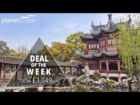Chinese New Year: TOUR Asia with Wendy Wu and Celebrity Cruises | Planet Cruise Deal of the Week