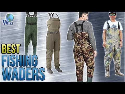10 Best Fishing Waders 2018