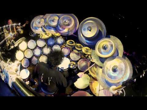 Terry Bozzio -- Guitar Center Drum Off 2011 (Part I)
