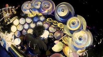 Terry Bozzio -- Guitar Center Drum Off 2011 (Part I)
