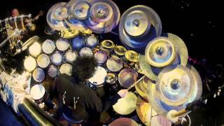 [6.40 MB] Terry Bozzio -- Guitar Center Drum Off 2011 (Part I)