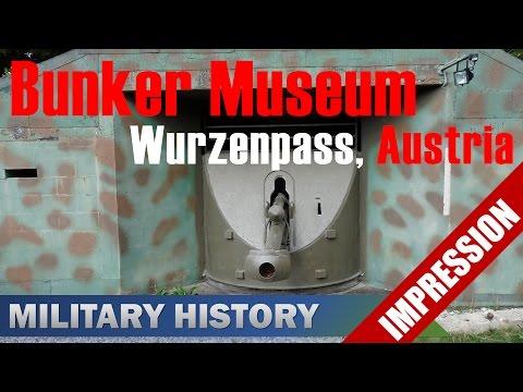 Bunker Museum - Austria Wurzenpass #Impression