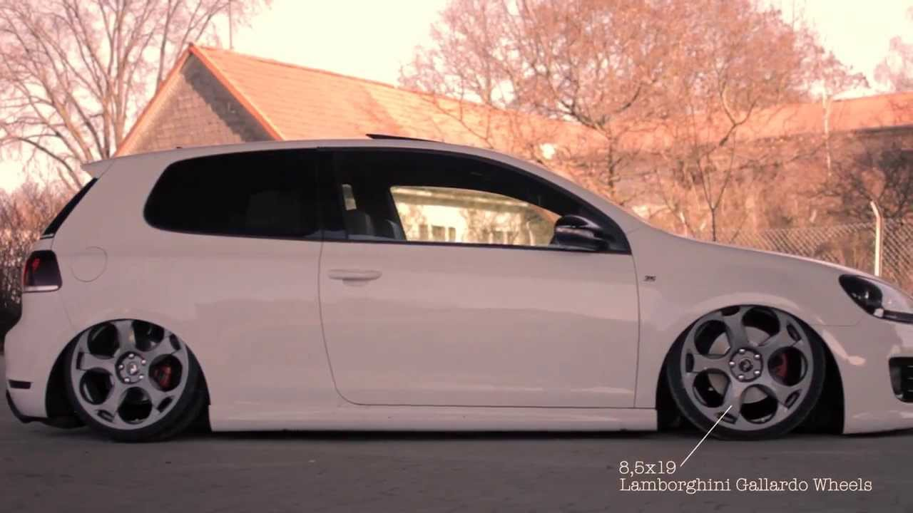 NORTH#013 // STANCED MK6 GTI - short - YouTube