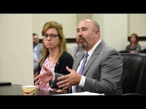 KLC Deputy Executive Director speaks out against reorganization off 911 Services Board