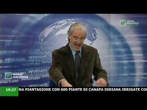 InfoStudio il telegiornale della Calabria notizie e approfondimenti - 20 Aprile 2020 ore 19.25