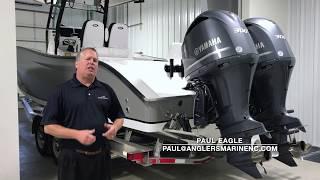 Anglers Marine NC Diamond Dealer - 2018 Cape Horn 31T - Drone and Walk Through