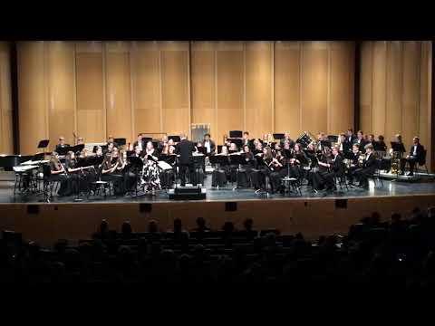 OHS Wind Symphony Oboe Concerto In C Major K314