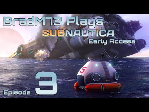 Subnautica: Early Access - Episode 3 - Sea Bases Released!!!