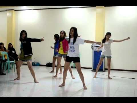Call Me Maybe - ML Apps Dance Number