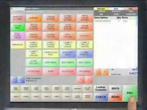 Zuma Merchant Services – Restaurant Pro Express – Quick Service Demo