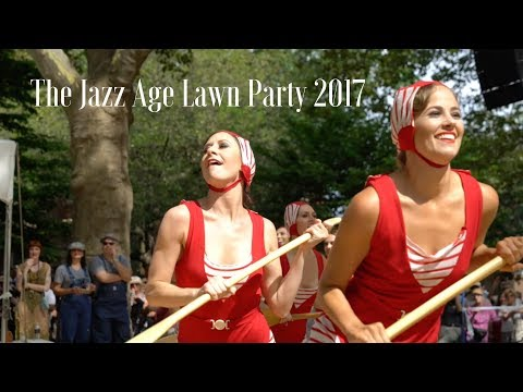 The Jazz Age Lawn Party 2017