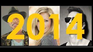 Deutsche Top 50 Single Jahrescharts 2014