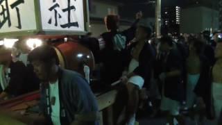 2017.7.29・30刈谷市で開催の万燈祭です。東陽町 の様子です。