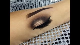 How To Draw A Eye With Makeup